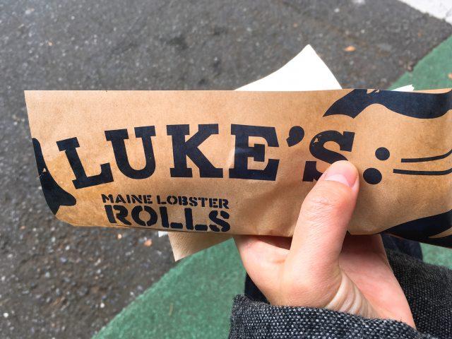 LUKE'S ロブスターロール
