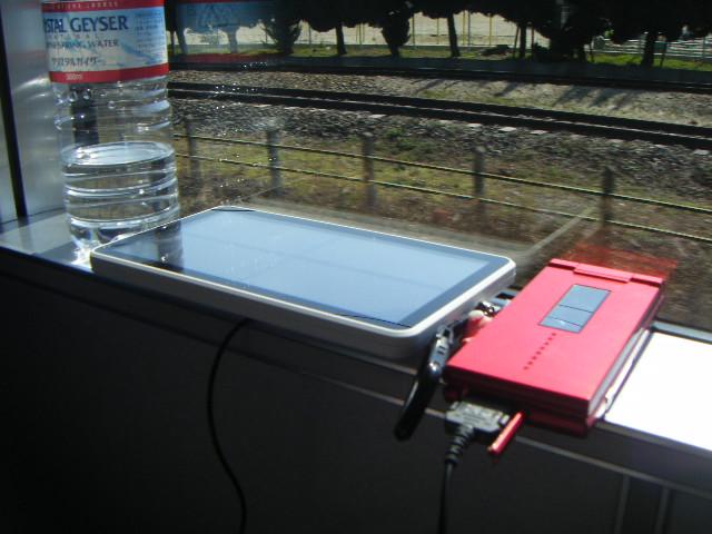 ドコモ ソーラー充電パネル