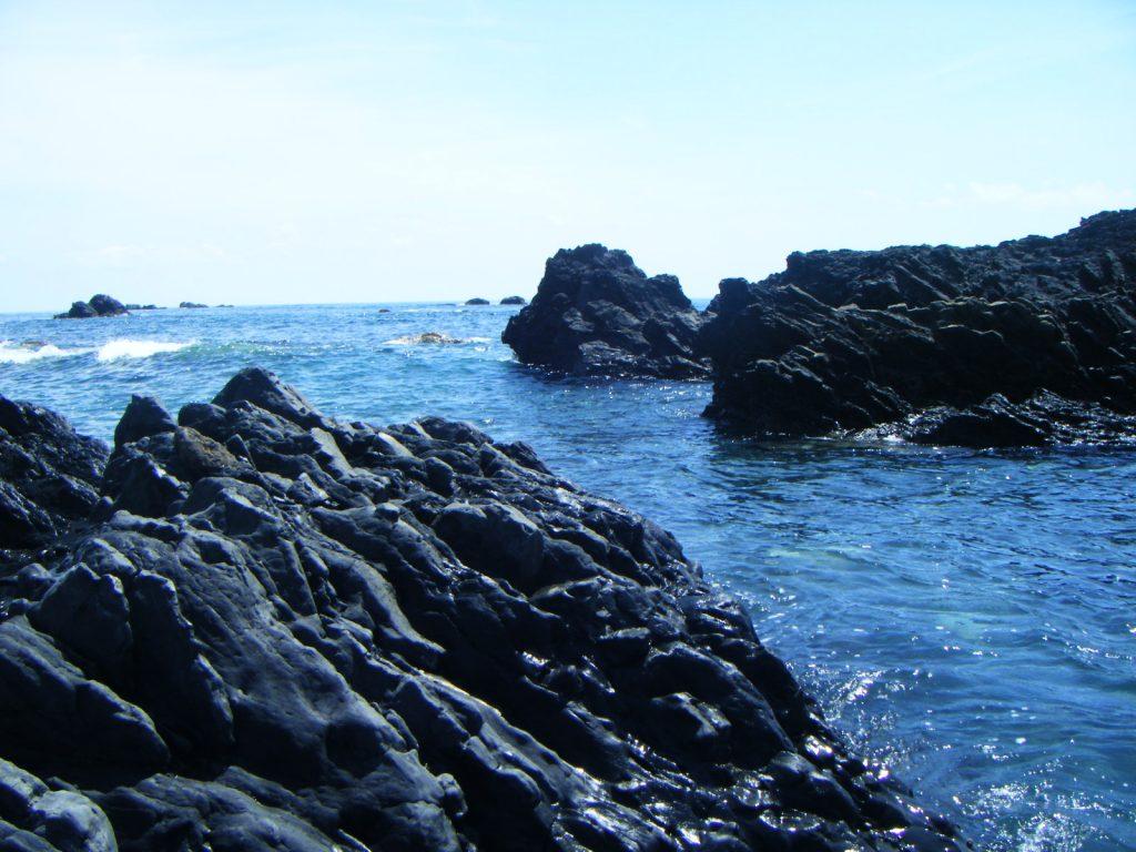 室戸岬 海岸