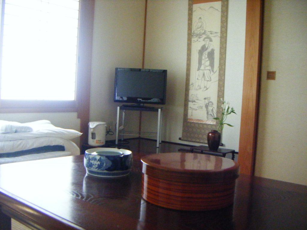 26番金剛頂寺宿坊客室