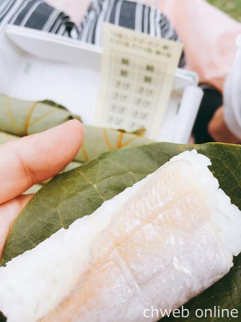 たなか 柿の葉寿司 鯛