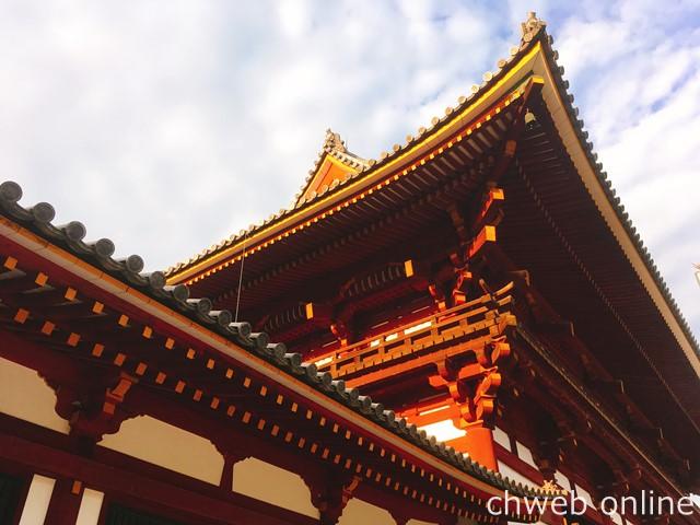 17時以降の東大寺