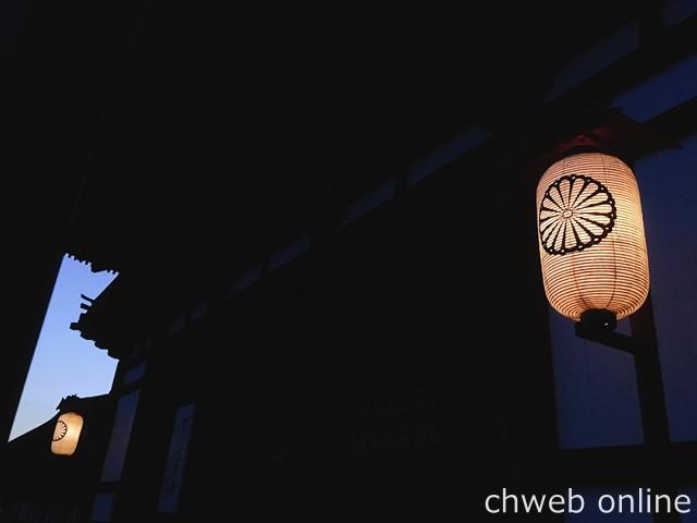 夜の奈良・東大寺