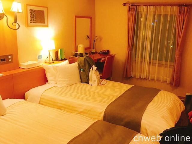 奈良ロイヤルホテル 客室 ツイン
