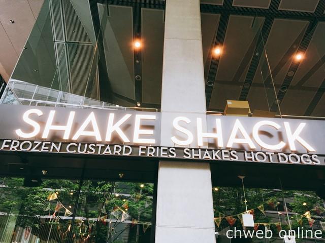 シェイクシャック有楽町店外観