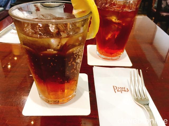新宿高島屋 パパスカフェ