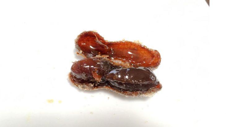 蜜入り落花生のおいしい食べ方